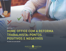 home office reforma trabalhista