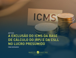 Exclusão do ICMS